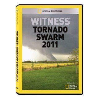 National Geographic Witness: Tornado Swarm 2011 DVD R