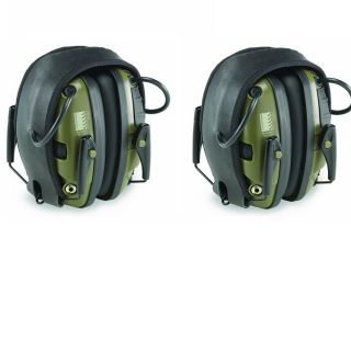 2PACK   Howard Leight R 01526 Impact Sport Electronic Earmuff Ear