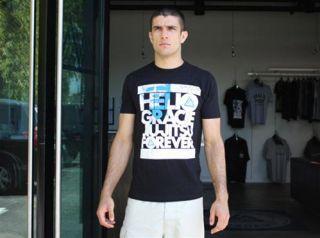 helio gracie forever t shirt mma bjj jiu jitsu