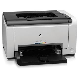 HP LaserJet Pro CP1025nw Laser Color Printer 600X600DPI