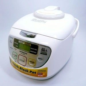Japanese Rice Cooker for Overseas Hitachi RZ VM10Y