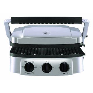 The Sharper Image 8147SI Stainless Steel Super Grill with