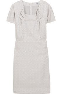 See by Chloé Metallic brocade dress   88% Off
