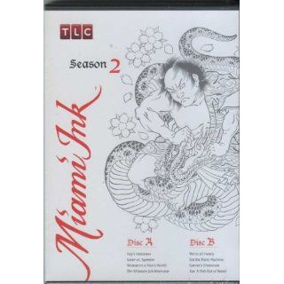 Miami Ink Season 2: Disc A, Disc B: Yojis Initiation