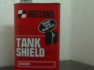 Rutland 104 Tank Shield Liquid Fuel Oil Additive 2 per Order