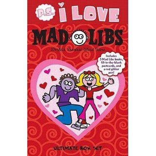 Love Mad Libs Ultimate Box Set Worlds Greatest Word Game