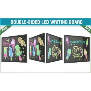 LED Erasable Glowing Marker Board, Sign, Menu Board   2