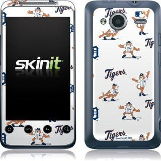 Skinit Detroit Tigers   Paws   Repeat Vinyl Skin for HTC