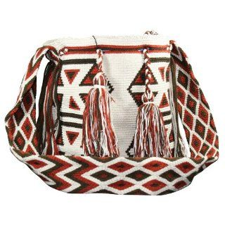 Mochila Wayuu Handmade Shoulder Bag Multicoloured #