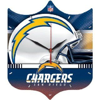San Diego Chargers NFL High Definition Clock Sports