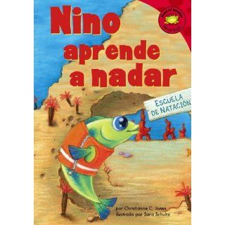 Nino Aprende a Nadar (Read It! Readers En Espanol) (Read It! Readers