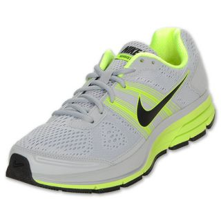 Mens Nike Air Pegasus+ 29 Wolf Grey/Volt/Black