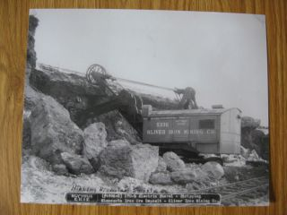 OLIVER IRON MINING CO PHOTO BUCYRUS ERIE SHOVEL HIBBING MN