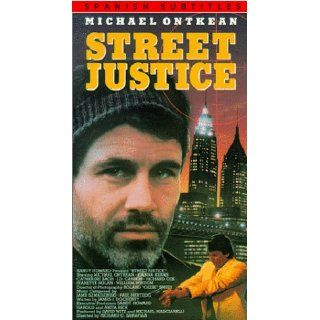 Street Justice [VHS] Catherine Bach, J.D. Cannon, Richard