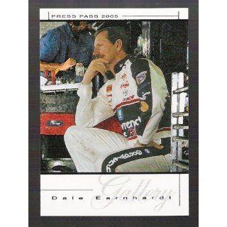 DALE EARNHARDT SR. 2004 Press Pass NASCAR Gallery Card #