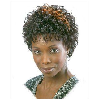 H. BISA, Motown Tress 100% Human Hair Wig, Color #51HC