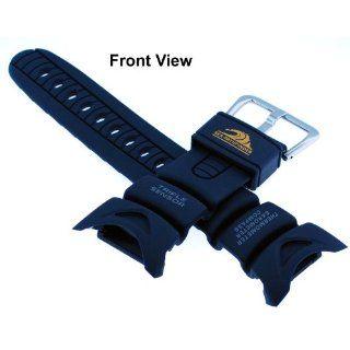 Casio Navy Resin Pathfinder SPF 40: Watches: