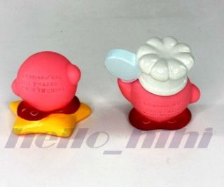 Tomy Kirby Large Gathering Collection Cute Figure 2pcs