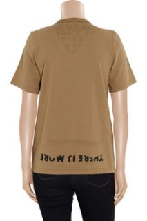 Maison Martin Margiela AIDS Awareness cotton jersey t shirt