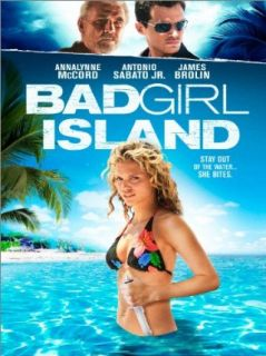 Bad Girl Island: AnnaLynne McCord, Antonio Sabato Jr