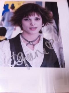 Ashley Greene In Person signed Autograph Twilight Tour 2009. New Moon