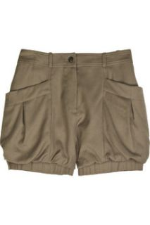 Vanessa Bruno Athé Wool cargo shorts   84% Off