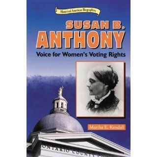 Susan B. Anthony Voice for Womens Voting Rights