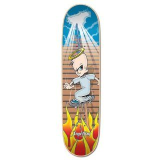 Powell Angelboy Slider Angel Skateboard Deck (7.5 x 31.375