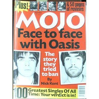Mojo Magazine Issue 49 (December, 1997) (Oasis cover