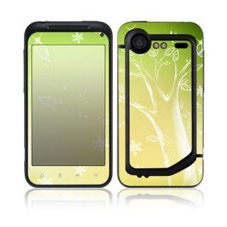 Crystal Tree Design Decorative Skin Cover Decal Sticker