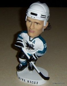 San Jose Sharks NHL Hockey Bobblehead SGA Season Ticket Holders