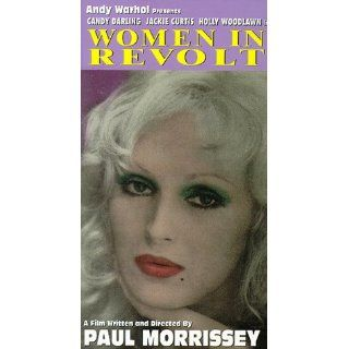 Women in Revolt [VHS] Candy Darling, Jackie Curtis, Holly