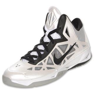 Mens Nike Zoom Hyperchaos Basketball Shoes Sail