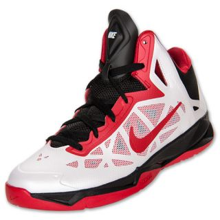 Mens Nike Zoom Hyperchaos Basketball Shoes White