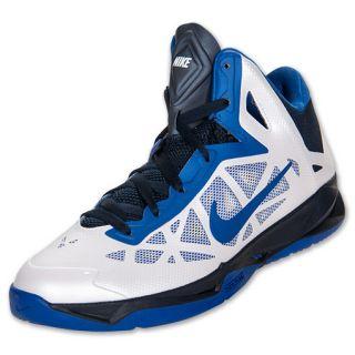 Mens Nike Zoom Hyperchaos Basketball Shoes White