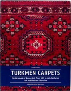 Book Antique Turkmen Carpets Hoffmeister Collection 16th 19th Century