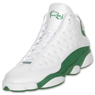 Mens Air Jordan Retro 13 Basketball Shoes White