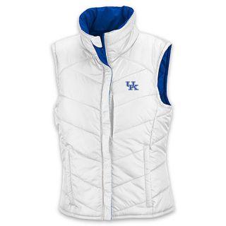 Columbia Kentucky Wildcats Womens NCAA Double Reverse Vest
