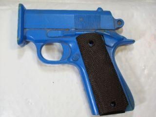 5564062 &5564063 Vintage Brown Plastic Factory Gun Grips COLT 1911