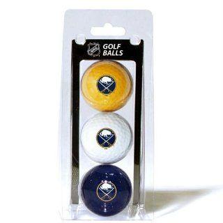 Team Golf Buffalo Sabres NHL 3 Ball Pack TGO 13205 Sports
