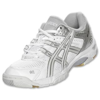 Asics Gel Rocket Womens Volleyball Shoe White