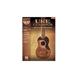 Uke Classics   Ukulele Play Along Volume 2   Book and CD