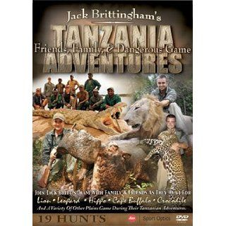 Jack Brittinghams TANZANIA ADVENTURES DVD Friends, Family