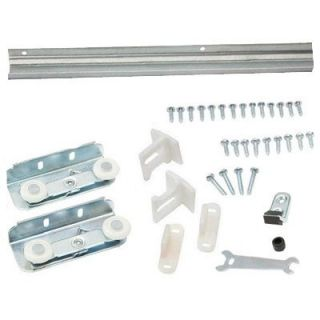 "E Z Roll Closet Pocket Door Hardware Set 36"" Door"