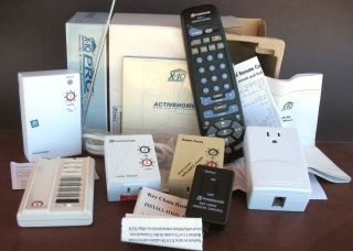 X10 Home Automation Wireless Remote Control Activehome Starter Kit