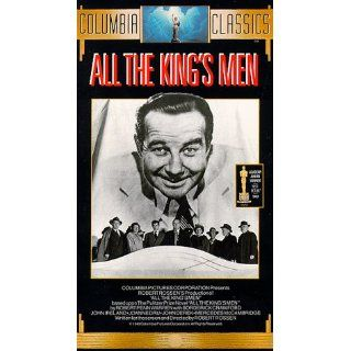All the Kings Men [VHS]: Broderick Crawford, John Ireland