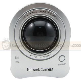 Flash Light Indoor Fake IP Camera Home Security Door