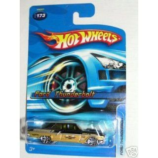 Mattel Hot Wheels 2005 164 Scale Black & Gold Ford