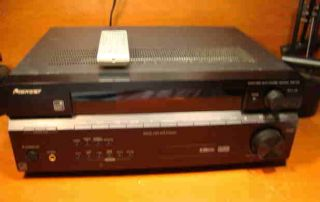 Pioneer VSX 516 Home Theater Receiver