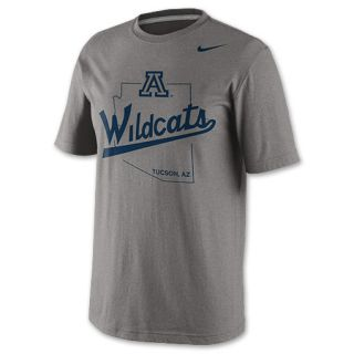 Mens Nike Arizona Wildcats NCAA State T Shirt Dark